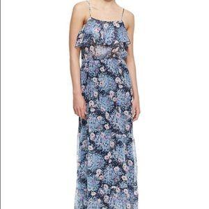Joie Rominette Silk Maxi Dress XS